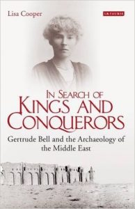 Prof. Lisa Cooper's New Book on Gertrude Bell is Published